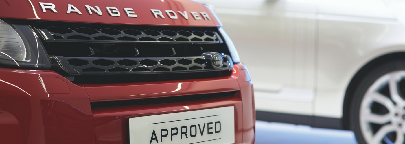 Approved Used Land Rover Why buy from an approved retailer?