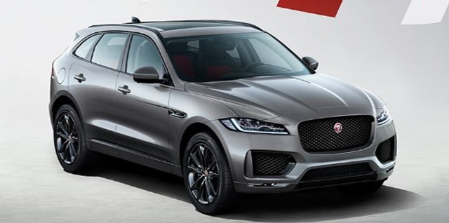 FPace, Checquered, Flag, Special, Limited, Edition, Jaguar