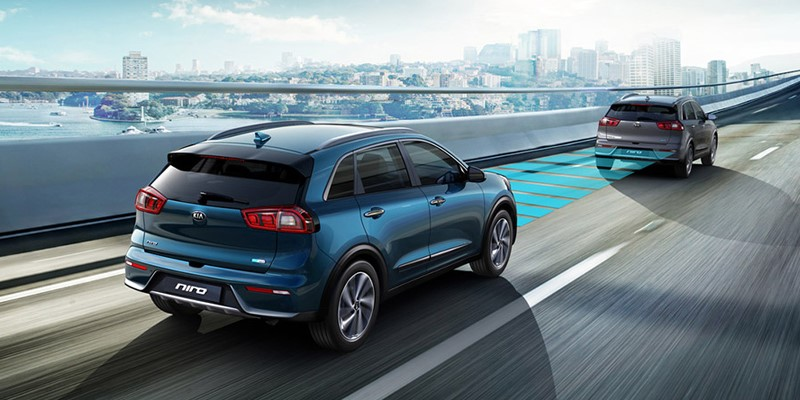 kia, e, niro, new, electric, cruise, control