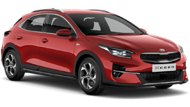 kia, xceed, ceed, 2, infra, red