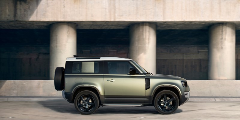 land, rover, new, defender, 90, exterior