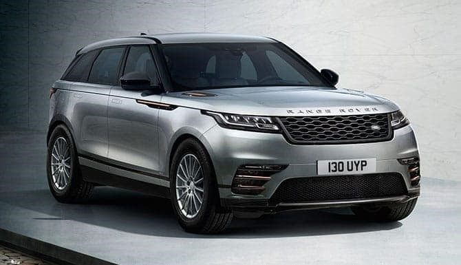 Range Rover Velar R-Dynamic - Supreme refinement, sophisticated technologies and outstanding capabilities