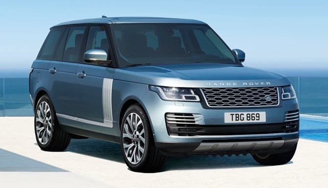 New Range Rover Autobiography, Lloyd Land Rover Carlisle, Lloyd Ripon, Kelso, North Yorkshire, Scottish Borders, Cumbria