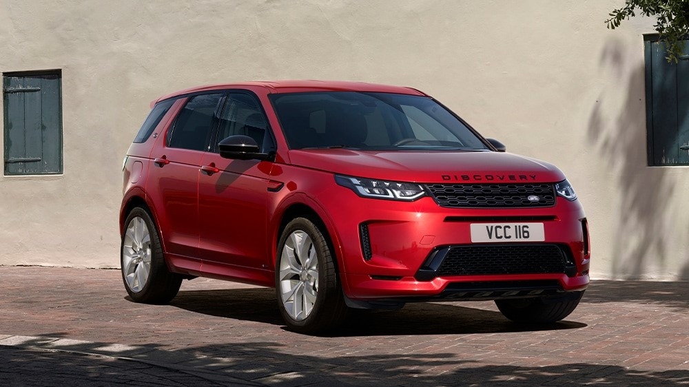 new, car, land, rover, discovery, sport, dynamic, s
