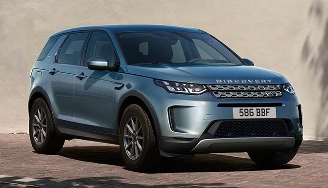 new, car, compact, suv, discovery, sport, land, rover, base, model