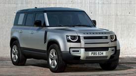 new, defender, 110, first, edition, land, rover, exclusive