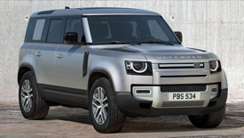 land, rover, new, defender, 110, hse
