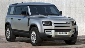 land, rover, new, defender, 110, s