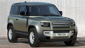land, rover, new, defender, 90