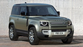 land, rover, new, defender, 90, hse