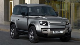 land, rover, new, defender, 90, x