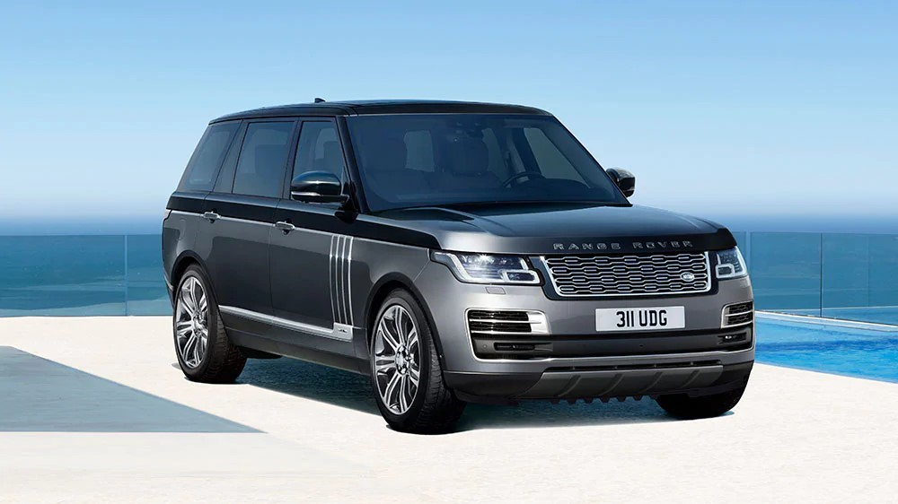 range rover long wheelbase, SVAutobiography, land rover