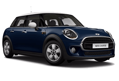 The MINI Cooper 5 Door Hatch