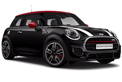 MINI John Cooper Works 3 Door Hatch
