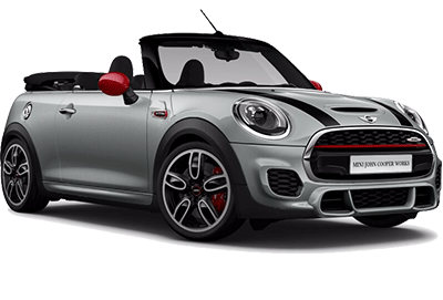 The MINI Cooper Works Convertible
