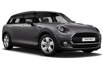 The MINI Clubman - One and One D