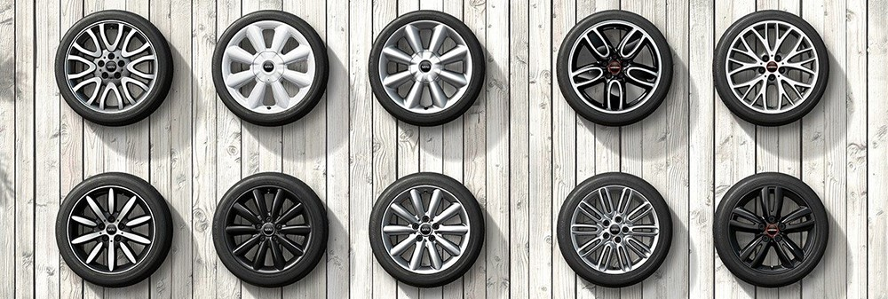 MINI Run Flat Tyres - Available across the range
