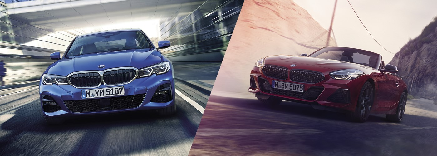 Brand new 3 Series and Z4 models launch