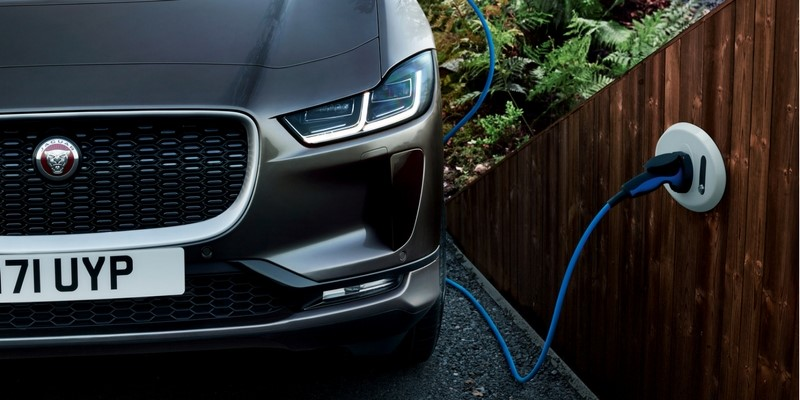 Jaguar, electric vehicle, car, I-PACE