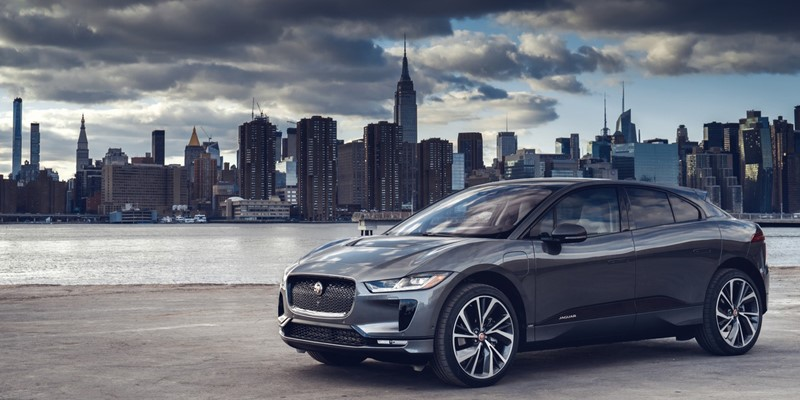 Jaguar I-PACE, electric car, electric SUV, test drive electric