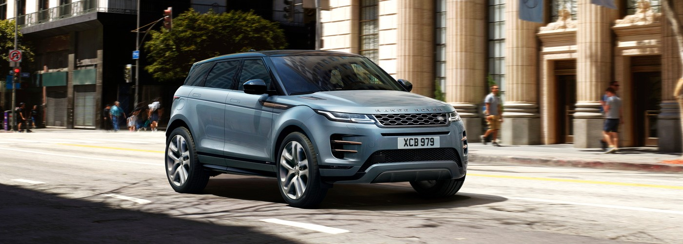 Land Rover new car offers