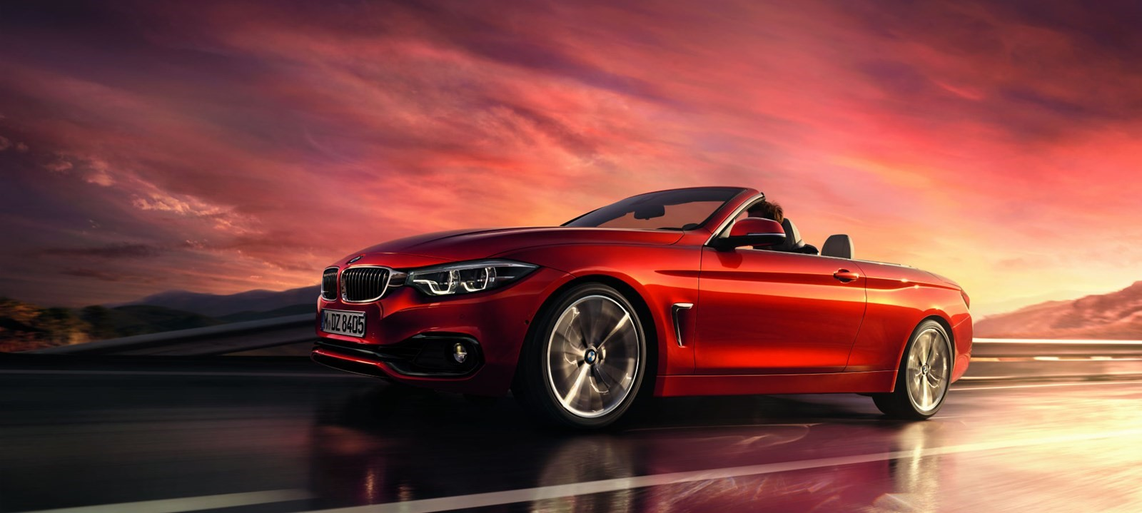 BMW 4 Series Convertible 2017