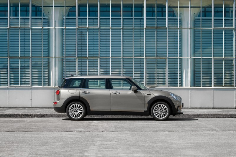 Mini Launches New Clubman City