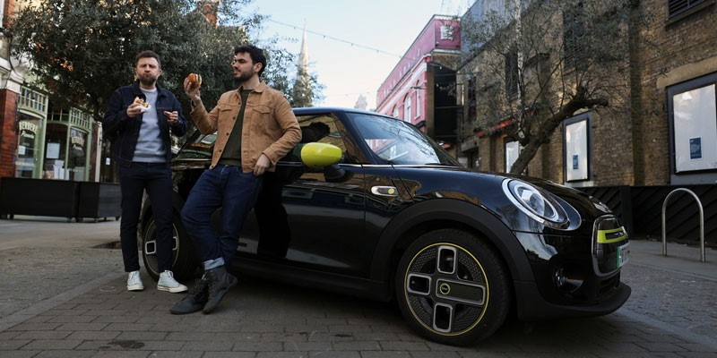 mini, bosh vegan, mini partnership, automotive news