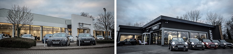 The Grand Reopening of Lloyd BMW and MINI Cockermouth.