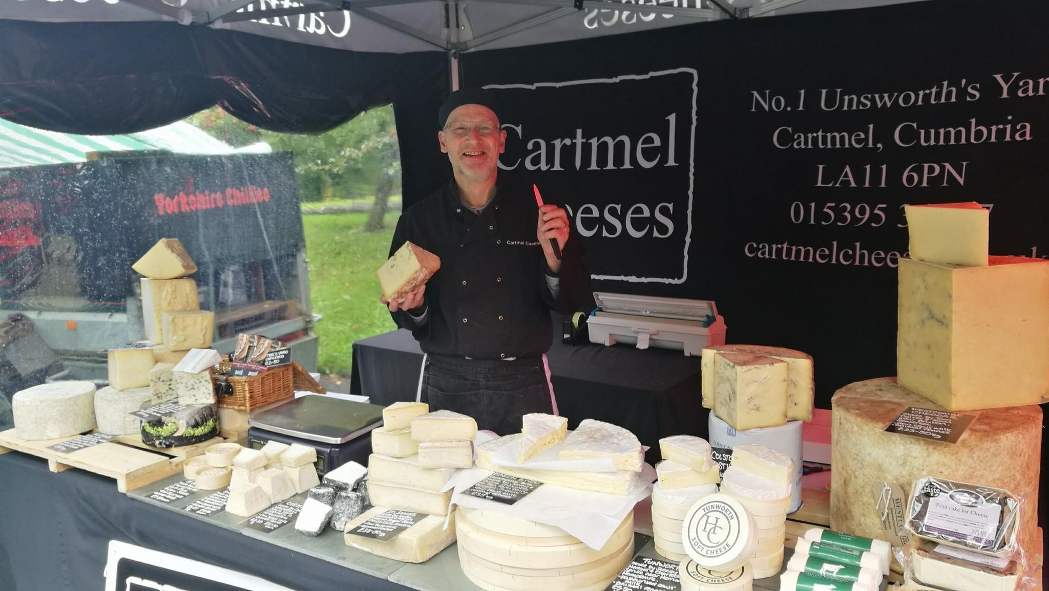 News-BMW-South-Lakes-stall-holder-cheese