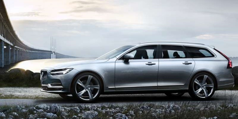 Volvo V90 Best Estate Car in UK