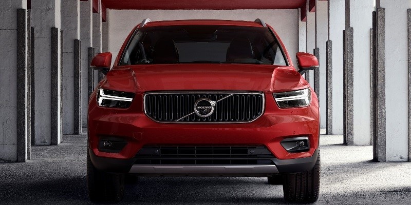 Volvo XC40 now available for test drive