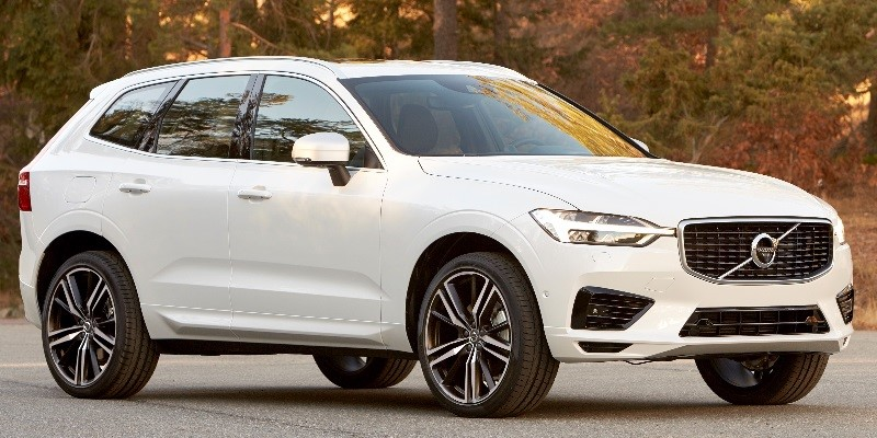 Volvo XC60, Escape the City, Kielder Forest 2nd & 3rd September