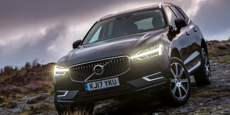 Volvo News XC60 Safety