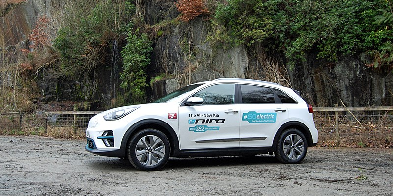 Going Electric Our Review Of The New Kia E Niro