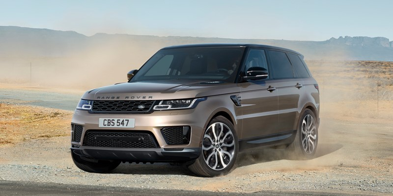 range rover sport, HSE land rover, special edition