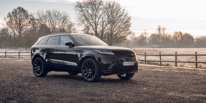 land rover, range rover, velar, uk, r dynamic, exclusive, black edition, limited