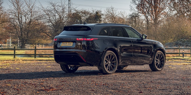 land rover, range rover, velar, r dynamic, black edition, exclusive, uk
