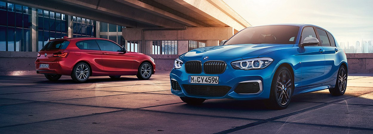 BMW New Car Offers from £349 per month