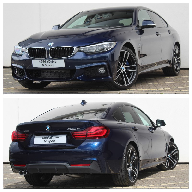 BMW 4 Series available for immediate delivery