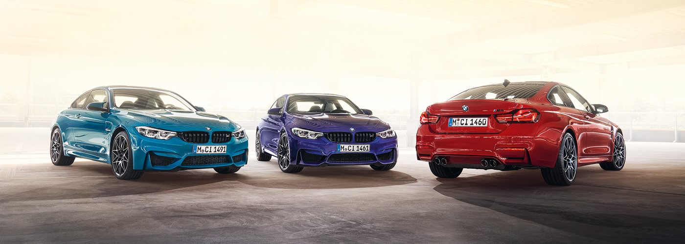 BMW M Range Available with a 2.9% APR Representative