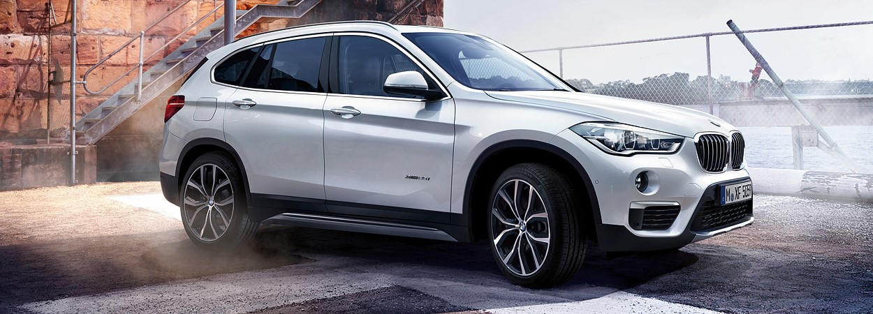 BMW X1 - From £349 per month.