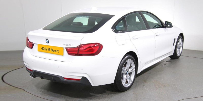 Physical-Stock-Body-BMW-4-Series-Blackpool