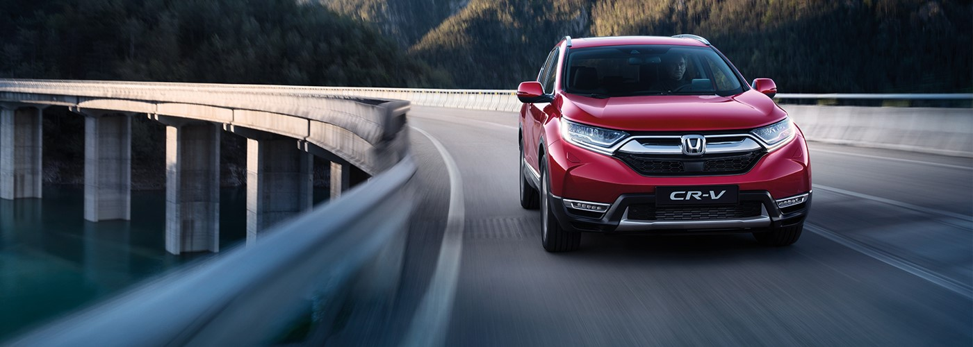 Honda CR-V £265 per month