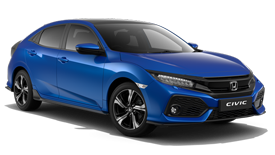 Honda Civic Sport Plus Derivative