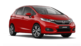 Honda Jazz EX Model Image