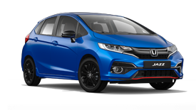 Honda Jazz Sport Model Image