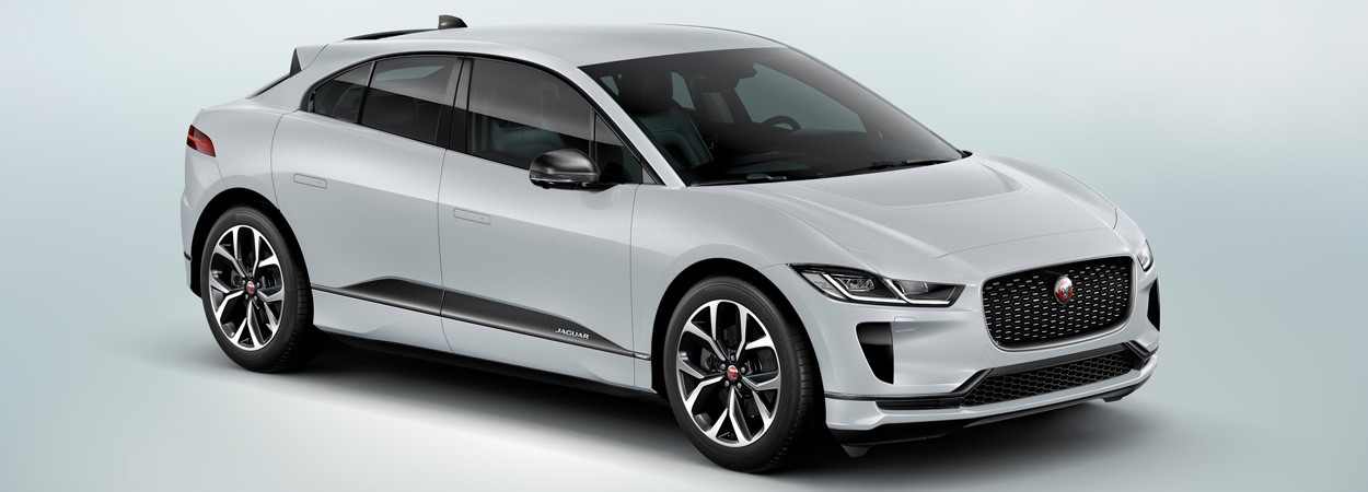 Jaguar I-PACE HSE, electric suv