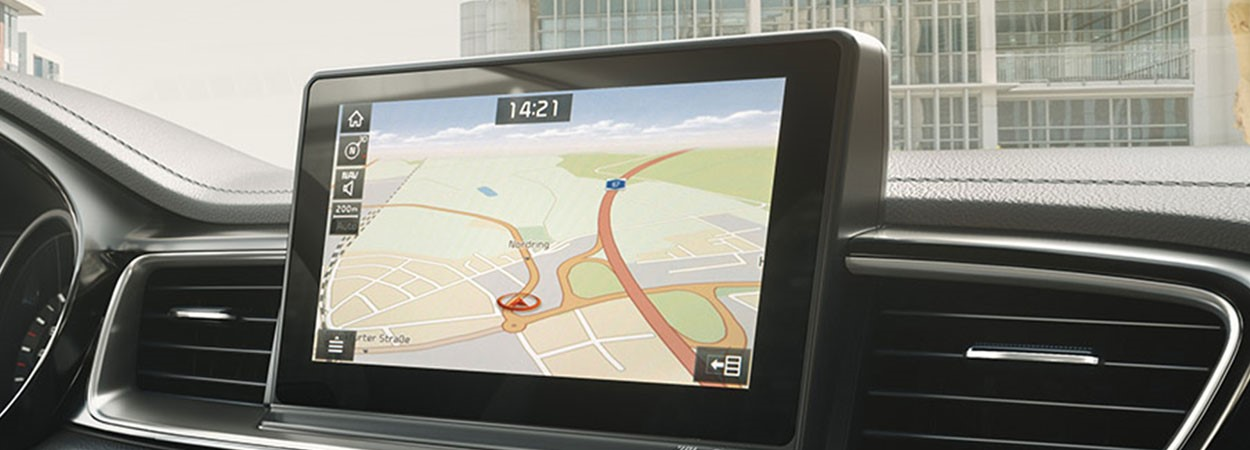 Kia-Ceed-Touchscreen-Satellite-Navigation