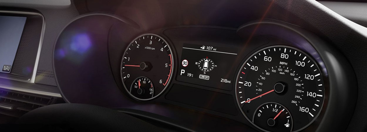 Kia-Optima-Supervision-Cluster-with-LCD-TFT-Colour-Display